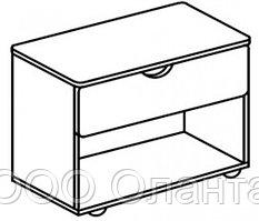 Тумба-стол универсальный для детского сада (800х400х620) арт. СТМ13