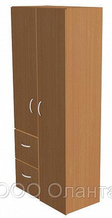 Шкаф для хозяйственного инвентаря (800х400х2000)