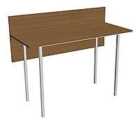Стол для читателя (1200х500х760) металлокаркас, фото 1