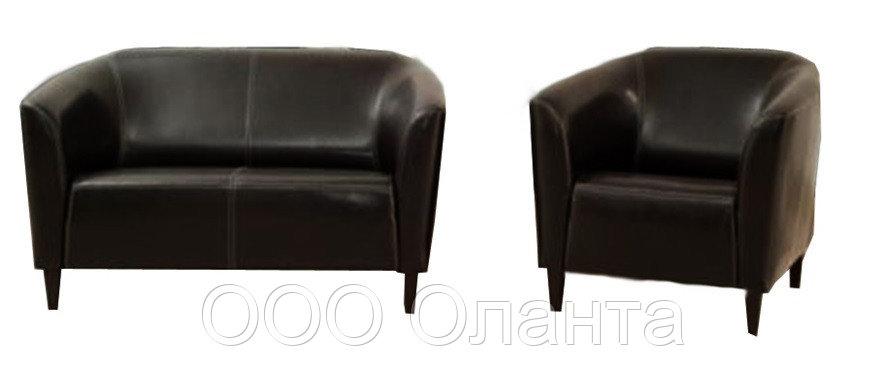 Кресло (840х870х810) экокожа
