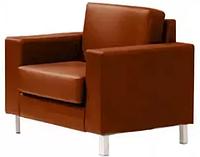 Кресло (1000х950х900) экокожа, фото 1