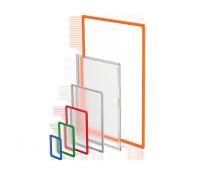Рамка пластиковая с закгругленными углами А4, фото 1