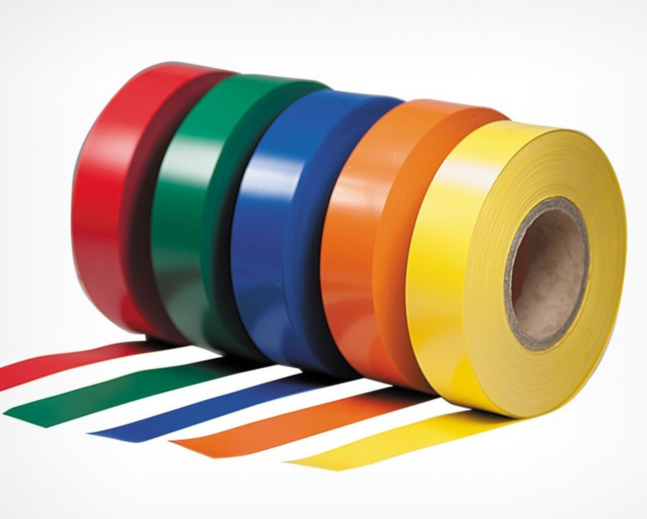 Цветная вставка в ценникодержатель COLOR-INSERT (L=100 м)