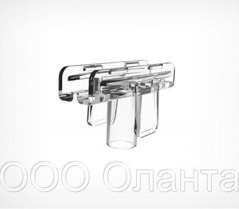 Т-держатель для рамки с фиксаторами (d=9 мм)