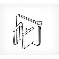 Держатель для крепления рамки перпендикулярно поверхности на клейком основании, фото 1