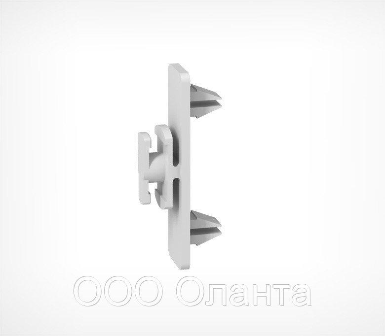 Клипса для крепления рамки ТЕХНО-МИНИ на перфорацию с шагом 25 мм