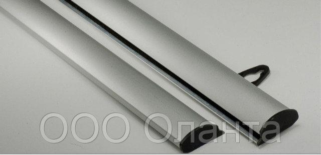 Алюминиевый плакатный профиль POSTERSNAPPER (L=1000 мм) комплект арт.810001