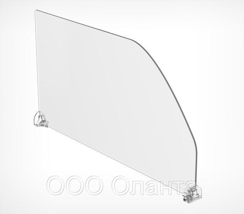 Пластиковый разделитель без ограничителя (L=385 мм/H=200 мм) DIV200 арт.771200