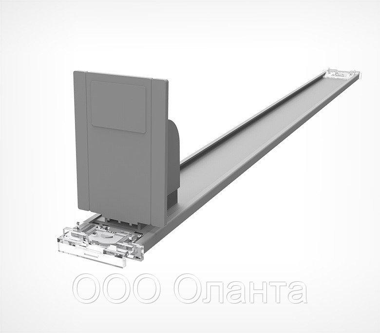 Пружинный толкатель со скользящей основой PUSHER-LR (L=485 мм/F=12 Н) арт.775012