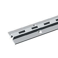 Рейка перфорированная Vertical (L-2400 мм) хром арт. 103A3