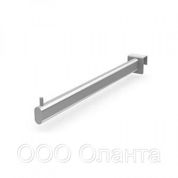 Кронштейн прямой на планку (L-350 мм) Vertical хром арт. 424B24