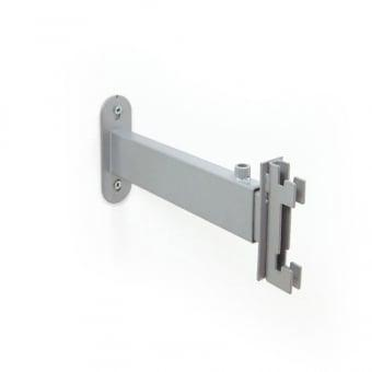 Крепеж к стене регулируемый (L=210-315 мм) Basis хром арт. TP14