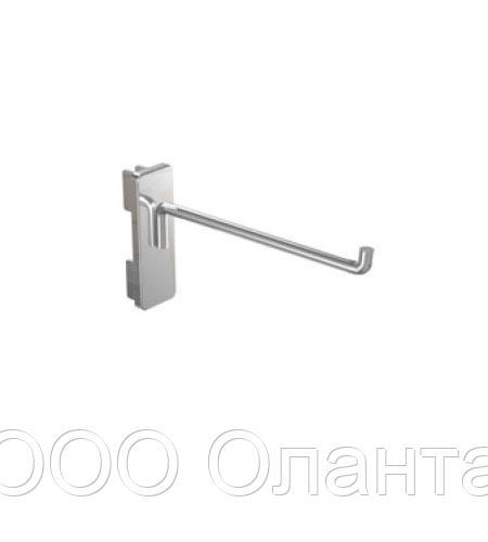Крючок в стойку (L-150) Basis серебро арт. TP53