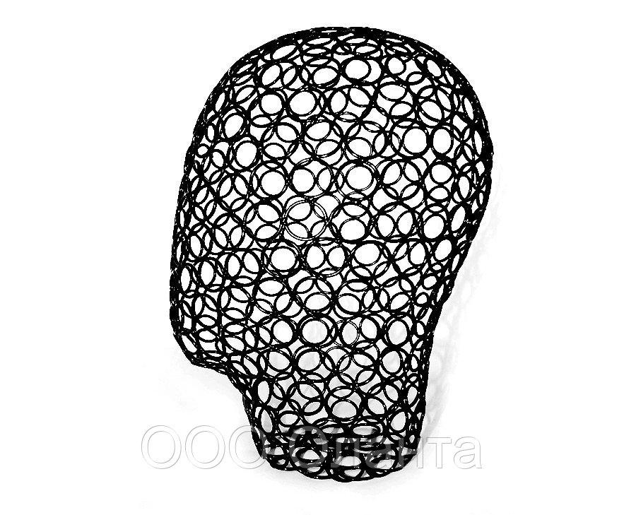 Голова женская демонстрационная металл арт. 27B
