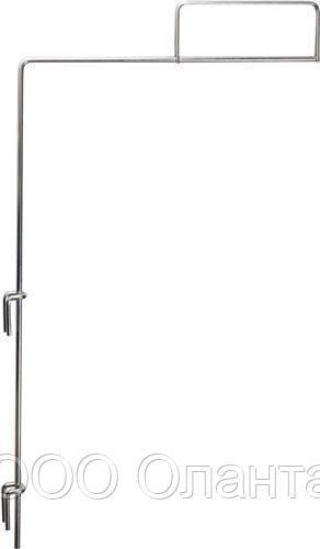 Флажок-ценникодержатель для корзин 3RD хром арт. 3RD 001