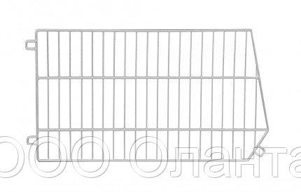 Разделитель корзины стеллажной (500х140/25)