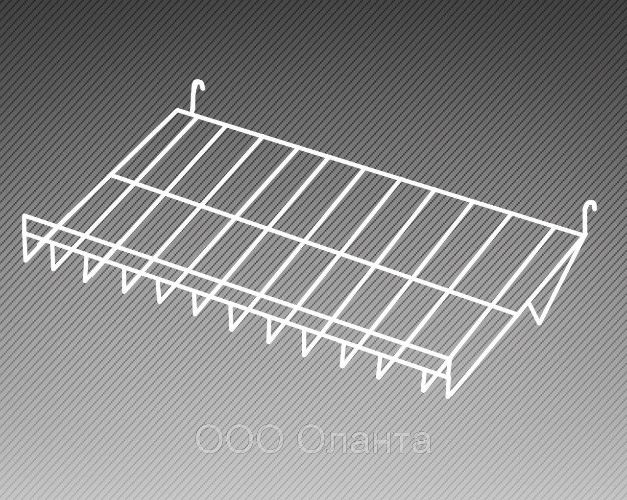 Полка прямая (600х250х50)