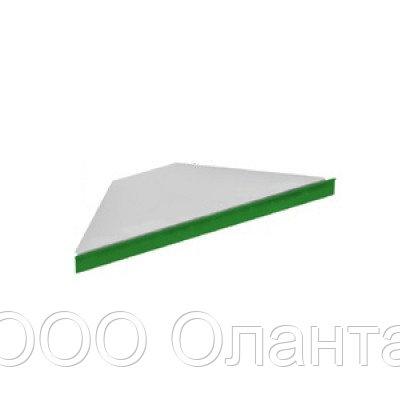 Европолка 500 мм (угол внешний)