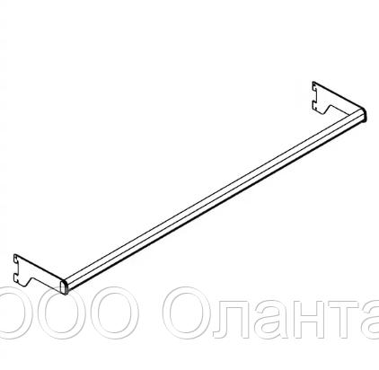 Штанга дистанционная 600 мм (глубина 300 мм)