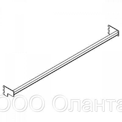 Штанга прилегающая 1200 мм (глубина 50 мм)