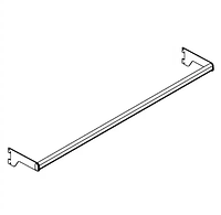 Штанга дистанционная 1200 мм (глубина 200 мм), фото 1