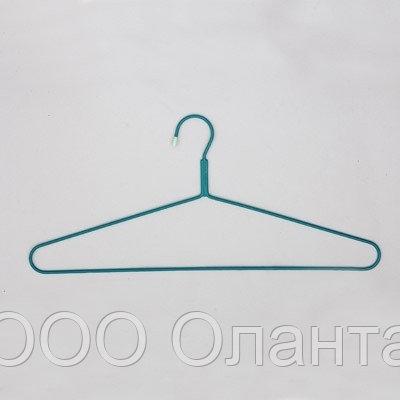 Вешалка для одежды металлическая (L=390 мм) арт. 310049