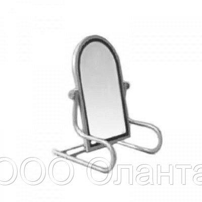 Зеркало напольное для обуви (380х570 мм) серый арт. MGM3149