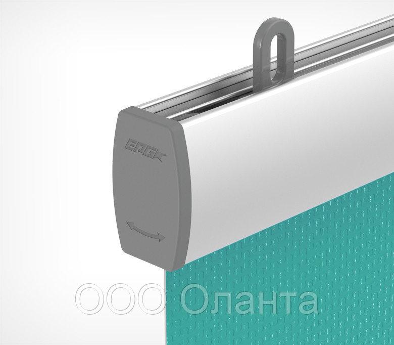 Алюминиевый плакатный профиль BANNERSNAPPER комплект (L=1200 мм) арт.810002