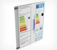 Карман вертикальный А5 из прозрачного пластика PS-M с магнитным скотчем арт.733005, фото 1