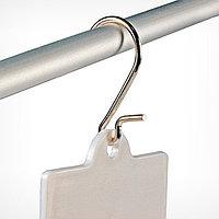 Крючок S-образный для подвешивания страйп-лент STRIPE-HOOK арт.760010