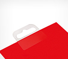 Самоклеящийся прозрачный крючок-вешалка HANG TAB-4 арт.760009