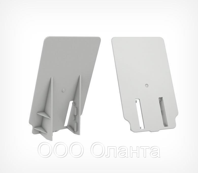 Расширитель опоры пружинного толкателя PUSHER BACK (80х130 мм) арт.777006