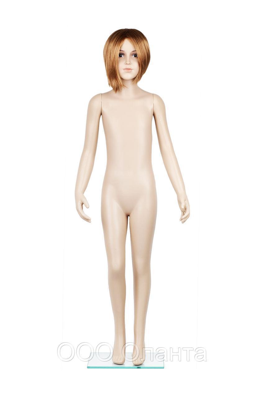 Манекен детский Девочка (рост 128 см) арт. D1/D02/B2
