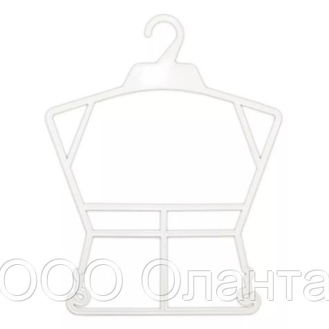 Вешалка контурная для детской одежды (L=260 мм) арт. ДК