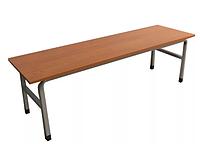 Скамья школьная универсальная (1200х300х460 мм) арт. СА-10