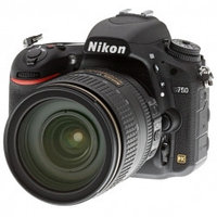 Фотоаппараты Nikon Nikon D750 Kit 24-120mm f/4.0 VR