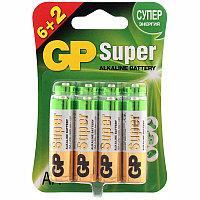 Батарейка GP Super alkaline AA,щелочная