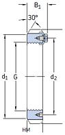НЕ ИСПОЛЬЗОВАТЬ HMV48E гидравлическая  гайка SKF