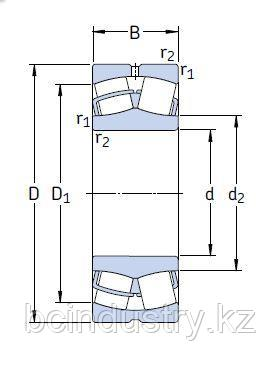 23022 CC/C3/W33   подшиник   SKF