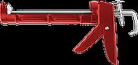 Пистолет для герметика полуоткрытый, полукорпусный, 310 мл, серия «МАСТЕР», ЗУБР