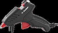 Пистолет термоклеящий, 10 Вт, 8 мм, серия «МАСТЕР», ЗУБР