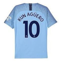 Детская футбольная форма (Manchester city) - оригинал Kun Agüero