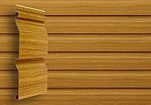 Сайдинг Tundra 3,6 GL America D4,4 корабельный брус. Имитация деревянной доски, цвет клен