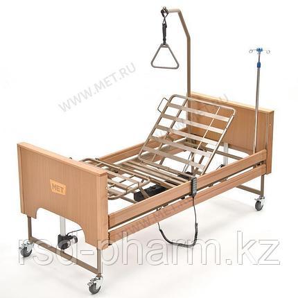 MET TERNA Кровать функциональная медицинская с регулировкой высоты, фото 2