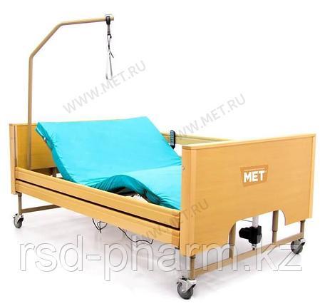MET LARGO ШИРОКАЯ медицинская кровать (120 см), фото 2