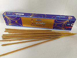 Натуральне благовония Лаванда, 15 гр, Satya