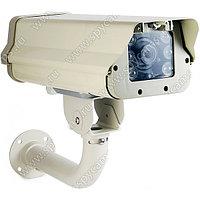 Уличная IP камера с подогревом и поддержкой карт памяти, фото 1