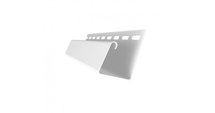Профиль универсальный J 7/8'' 3,00 Grand Line ЯФасад белый