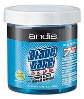 Жидкость для промывки ножей Andis 7 в 1 Blade Care Plus Dip Jar