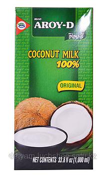 Кокосовое молоко AROY-D 60%, 1 л тетрапак